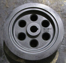 Carrier Compressor Pulley 5f20 2 Groove Used Take Out Repainted
