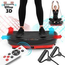 Hop-Sport 3D Vibrationsplatte HS-080VS Vibrationstrainer Oszillation 2 x 200W