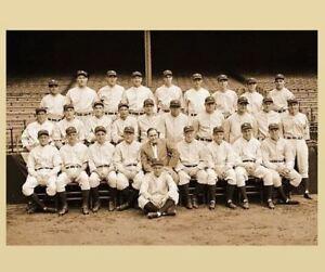 1932 New York Yankees Team PHOTO Print,World Series Champs Babe Ruth, Lou Gehrig