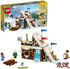 LEGO® CREATOR: 31080 Modulares Wintersportparadies  & 0.-€ Versand  & NEU & OVP