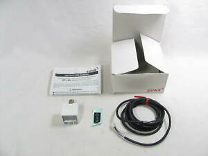 Panasonic, SUNX, Pressure Sensor and Cable, DP-102-N-P, New in Box, NIB