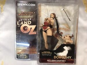 DOROTHY Twisted Land Of Oz Action Figure 2003 McFarlane Toys Monsters Series 2