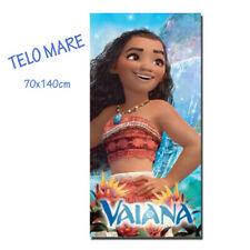 Frozen Disney spring 2017 Telo Mare in cotone per bambine 70 x 140 cm Frozen Disney