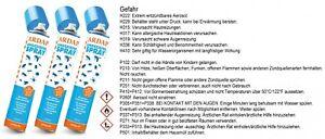 Ardap - 3 x 750 ml Ardap Ungezieferspray Quiko - DHL Versand free! (12,80€/L)