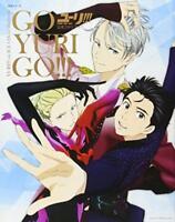 Yuri !!! on Ice Official Fanbook GO YURI GO!!! Anime Art Book from Japan*
