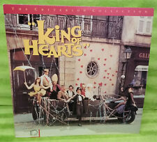 King of Hearts - The Criterion Collection - Laserdisc