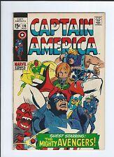 Captain America 116  --- RARE KEY Comic book