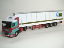 Scania 143 Box trailer-Pallock (scotrans)