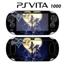 Vinyl Decal Skin Sticker for Sony PS Vita PSV 1000 Kingdom Hearts 1