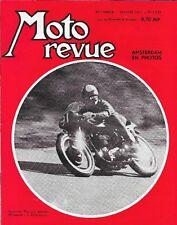 MOTO REVUE . N° 1533 . 18 mars 1961 . La cote Lapize .