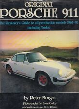 Porsche 911 Coupé TARGA CABRIO Turbo 1963-93 restaurateurs Guide pour l'originalité Livre