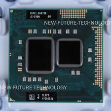 Intel Core i5-540M (CP80617004116AD) SLBPG SLBTV Socket G1 CPU 2.53GHz 100% Work