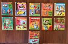 RARE AUSTRALIAN Collection of Little Golden Books - A Giant Little Golden Books