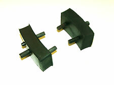 A PAIR OF ENGINE MOUNTINGS FOR AUSTIN HEALEY SPRITE 948cc, 1098cc & 1275cc