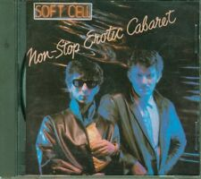 Soft Cell / Marc Almond  Non-Stop Erotic Cabaret Red Vertigo Phonogram Cd Ottimo