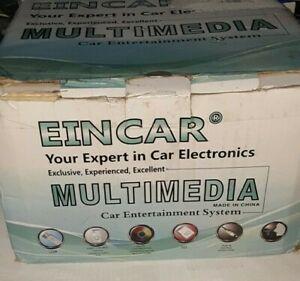 "EINCAR 7"" CAR ANDROID DVD MULTIMEDIA PLAYER TOUCH SCREEN IN DASH LCD MONITOR nib"
