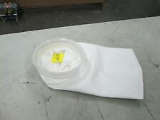 "Bag House Filter Socks 6.5"" Flange 14"" Long Lot of 30 (NEW)"