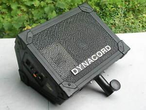 Vintage Lautsprecher Monitorbox Dynacord FE 10M   100/200 Watt 8 Ohm