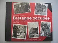 39/45 Livre Bretagne occupée Photos inédites de soldats Allemands 1940-44 WWII
