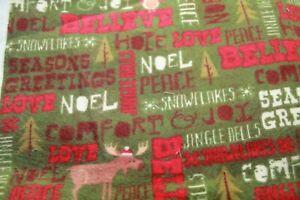 Christmas Flannel Jo-Ann