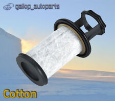 Universal Oil Catch Can Wool Paper Filter Replacement For Pro Vent 200 4x4