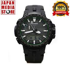 CASIO PRO TREK PRW-S6100Y-1JF Triple Sensor Ver.3 RM Series JAPAN PRW-S6100Y-1