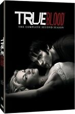 True Blood HBO Series - Complete Season 2 Exclusive Special Features Box Set DVD