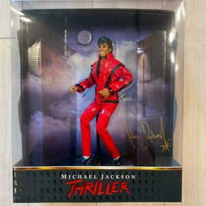 Hot Toys Michael Jackson Collection Doll Figure Thriller #2 (PV) 2010 NEW