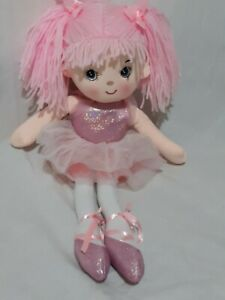 *Used Miss Angelic Soft Toy Plush doll*