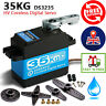 DS3235SG 35kg HIGH TORQUE CORELESS Waterproof Metal Gear Digital RC Car Servo
