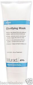 Murad Acne Clarifying Mask Professional Size 8.45 oz / 240 g AUTH Exp 2022