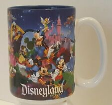 Disneyland Resort GRANDDAD 3D Coffee Mug Mickey Mouse Peter Pan Dumbo Snow White