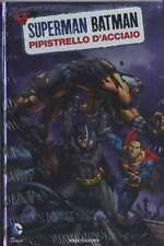 comic libro en rústica SUPERMAN / BATMAN número 8 MURCIÉLAGO ACERO