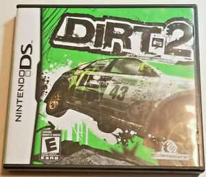 DiRT 2 (Nintendo DS, 2009) Combine Shipping And Save