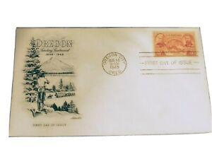 Scott #964 3 Cent stamp honoring the Oregon Territory first day cover