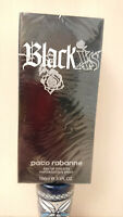 Black XS Paco Rabanne 100 ml Eau de Toilette Pour Homme Spray Men EDT VAPO