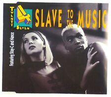 Maxi CD - Twenty 4 Seven - Slave To The Music - A4360