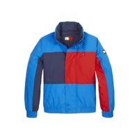 Tommy Hilfiger Reversible Color Block Jacket Jacket Bambino KB0KB05416 CGD Imper