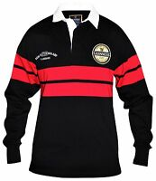 Guinness Black Red Toucan Rugby / Polo Shirt  ~ Pick Your Size M L XL 2XL ~ New