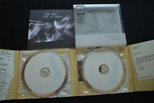THE WHO LIVE AT LEEDS RARE DOUBLE GATEFOLD CD!