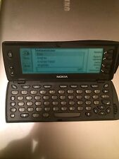 Nokia 9110i Communicator - Black (Unlocked) Smartphone