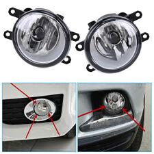 w/ H11 Bulb Front Bumper Fog Light Lamp For Toyota Sienna Camry Yaris Lexus RAV4