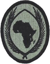 US Africa Command ACU Patch with Fastener (PV-AFRICA)