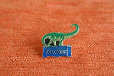 12722 pin's pins dinosaur diplodocus dinosaur
