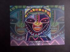 Papua New Guinea 2010 Pioneer Art Jakupa Ako MS1372 MNH UM unmounted mint