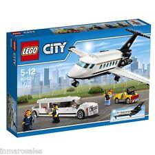 Lego 60102 Aeropuerto: Servicio VIP