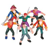 Pirate Figures (12 Pack) 2.5""