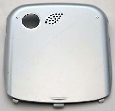 GENUINE LG Imprint MN240 BATTERY COVER Door SILVER vertical slider phone back