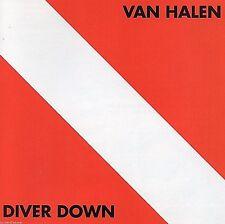 "VAN HALEN DIVER DOWN (1982 Warner/Remaster) ""Little Guitars"",""Oh Pretty Woman"""