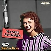 Wanda Jackson + Right or Wrong + 6 bonus tracks, Wanda Jackson CD | 843654201320